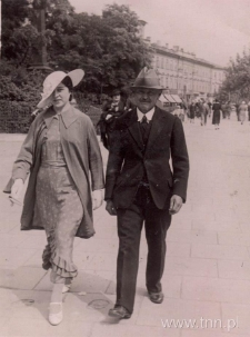 Para przy Placu Litewskim