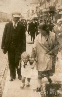 Rodzina na Krakowskim Przedmieściu