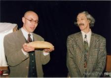 """Wigilia 1999 w Ośrodku """"Brama Grodzka - Teatr NN"""""""