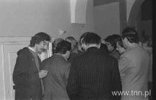 Władysław Panas na KUL 27 03 1981