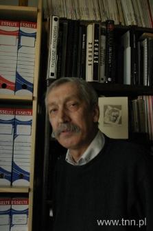 profesor Władysław Panas 11 05 2004