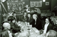 Spotkanie w kawiarni Szeroka 28