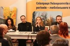 """Konferencja """"Żydzi w Lublinie. Żydzi we Lwowie"""""""
