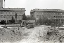 Budowa Wydziału Ekonomicznego UMCS w Lublinie