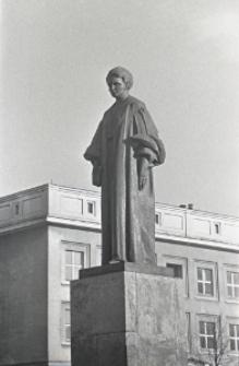 Pomnik M.C. Skłodowskiej w Lublinie