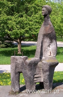 Pomnik Małżonków Curie