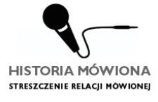 Robert Rogowski - streszczenie relacji mówionej
