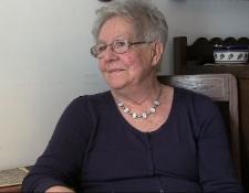 Listy od Czesławy Bernatt - Barbara Stachlewska-Bernatt - fragment relacji świadka historii [WIDEO]