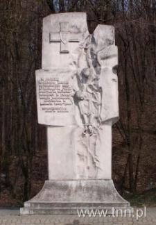 Pomnik Rozstrzelanych więźniów z Zamku