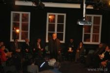 Czytanie Czechowicza, 15.03.2007