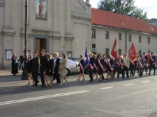 Obchody 67 rocznicy śmierci Józefa Czechowicza, 09.09.2006