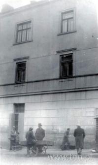 Dom przy ul. Cyruliczej 1/ Lubartowskiej 7 (obecnie 33)