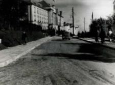 Przebudowa ulicy Spokojnej w Lublinie - po wykonaniu