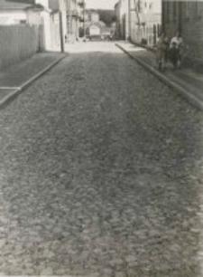 Budowa ulicy Kąpielowej- po wykonaniu