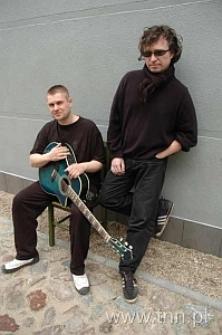"""Zespół """"Variete"""": Grzegorz Kaźmierczak, Marek Maciejewski"""