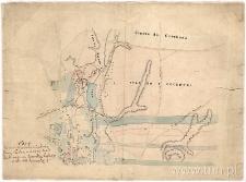 Odrys jurydyki Wieniawy z Czechówką Górną i Dolną z 1789 roku