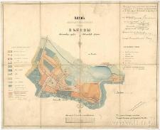 Plan Wieniawy z 1897 roku