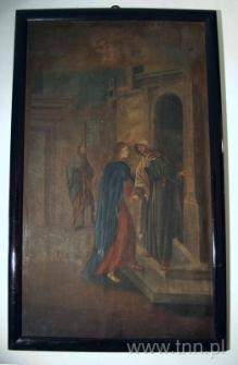 Nawiedzenie św. Elżbiety. Obraz