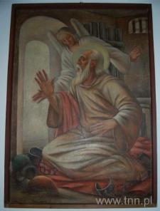 Uwolnienie św. Piotra z okowów. Obraz