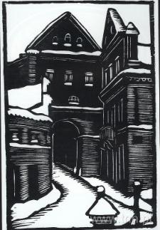 Brama Grodzka w Lublinie, grafika