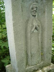 Płaskorzeźba Matki Boskiej