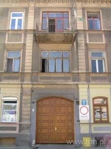 Kamienica przy ulicy Staszica 8