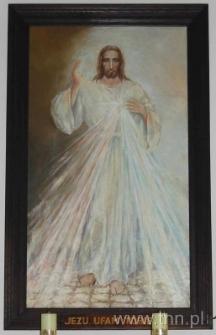 Jezus Miłosierny. Obraz