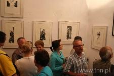 Wernisaż wystawy Nety Żytomirskiej-Avidar