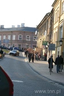 """Przejście na Kowalską 11, """"Listy do Henia"""" - 2006 r."""