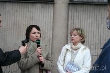 """Wprowadzenie Moniki Krzykały - """"Listy do Henia"""" 2006 r."""
