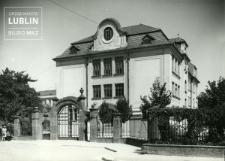 Budynek dawnego Gimnazjum im. Stefana Batorego w Lublinie