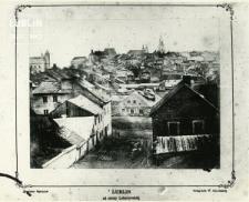 Lublin - ogólny widok od strony Lubartowskiej od północy