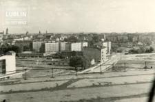 Panorama na Stare Miasto w Lublinie