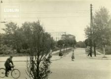 Skrzyżowanie ulicy Grottgera i Alei Racławickich