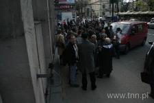 """Towarzystwo Społeczno-Kulturalne Żydów w Lublinie podczas wydarzenia """"Listy do Henia"""" 2007"""