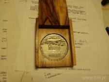 Medal Sprawiedliwy wśród Narodów Świata wręczony rodzinie Hondrów