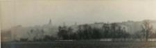 Ogólny widok miasta z ulicy Północnej w Lublinie