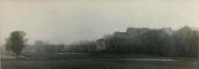 Widok na łąki nad rzeką Czechówką w Lublinie