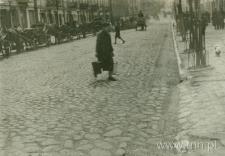 Ulica Lubartowska przed przebudową