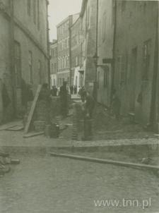 Przebudowa ulicy Olejnej