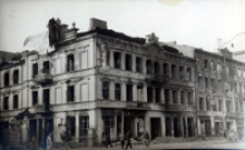 Róg ulic Krakowskie Przedmieście i Kościuszki w Lublinie. Fotografia