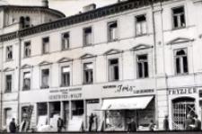 Krakowskie Przedmieście w Lublinie, Hotel Europa. Fotografia