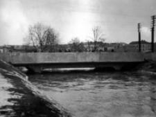 Most na ulicy Fabrycznej w Lublinie. Fotografia