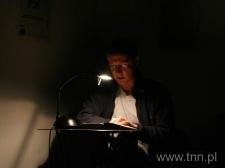 Witold Dąbrowski czyta fragmenty książki Marcina Wrońskiego