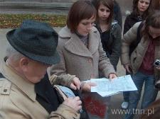 Poznajemy granice getta na Majdanie Tatarskim na podstawie wspomnień prof. E. Soczewińskiego