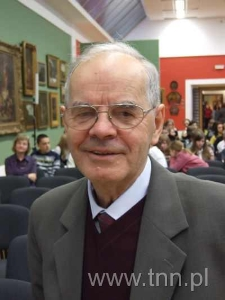 Prof. Tadeusz Kłak