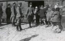 Deportacja Żydów w Międzyrzeca Podlaskiego