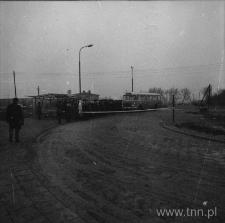 Przekazanie pętli przy ulicy Związkowej w Lublinie