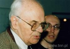 Jerzy Kłoczowski i Tomasz Pietrasiewicz