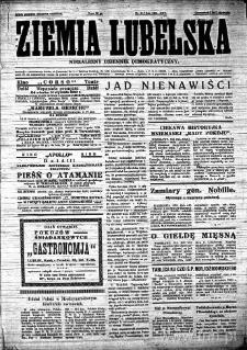 Ziemia Lubelska - Niezależny dziennik demokratyczny, R. 26 (1930), nr 14